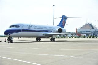 南航引进第二架ARJ21 系首个落户海南自贸港的国产飞机租赁项目