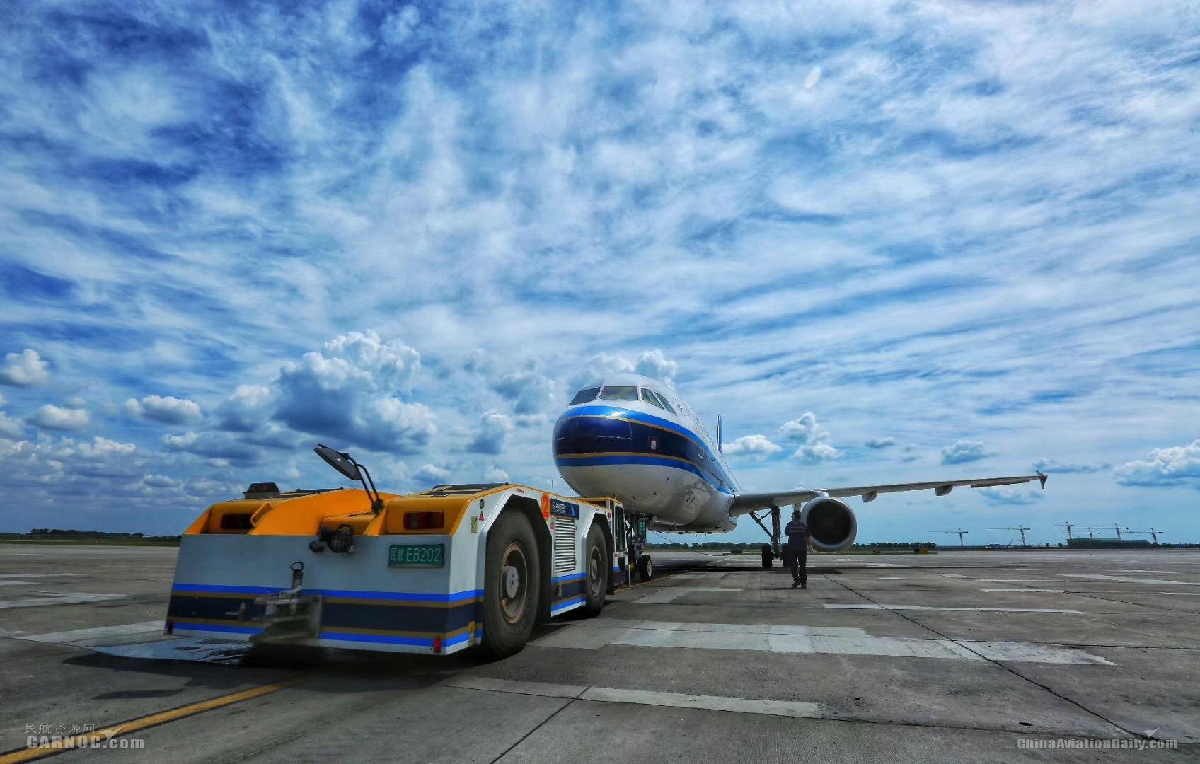 新航季 南航在黑龙江新开加密多条国内航线