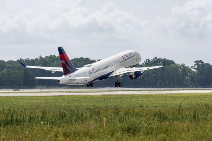达美A330