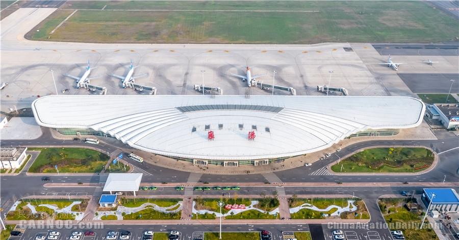 2020冬航季,襄阳机场飞向全国36个通航点!
