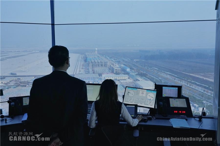 换季首日 大兴空管中心日保障航班将首次突破700架次