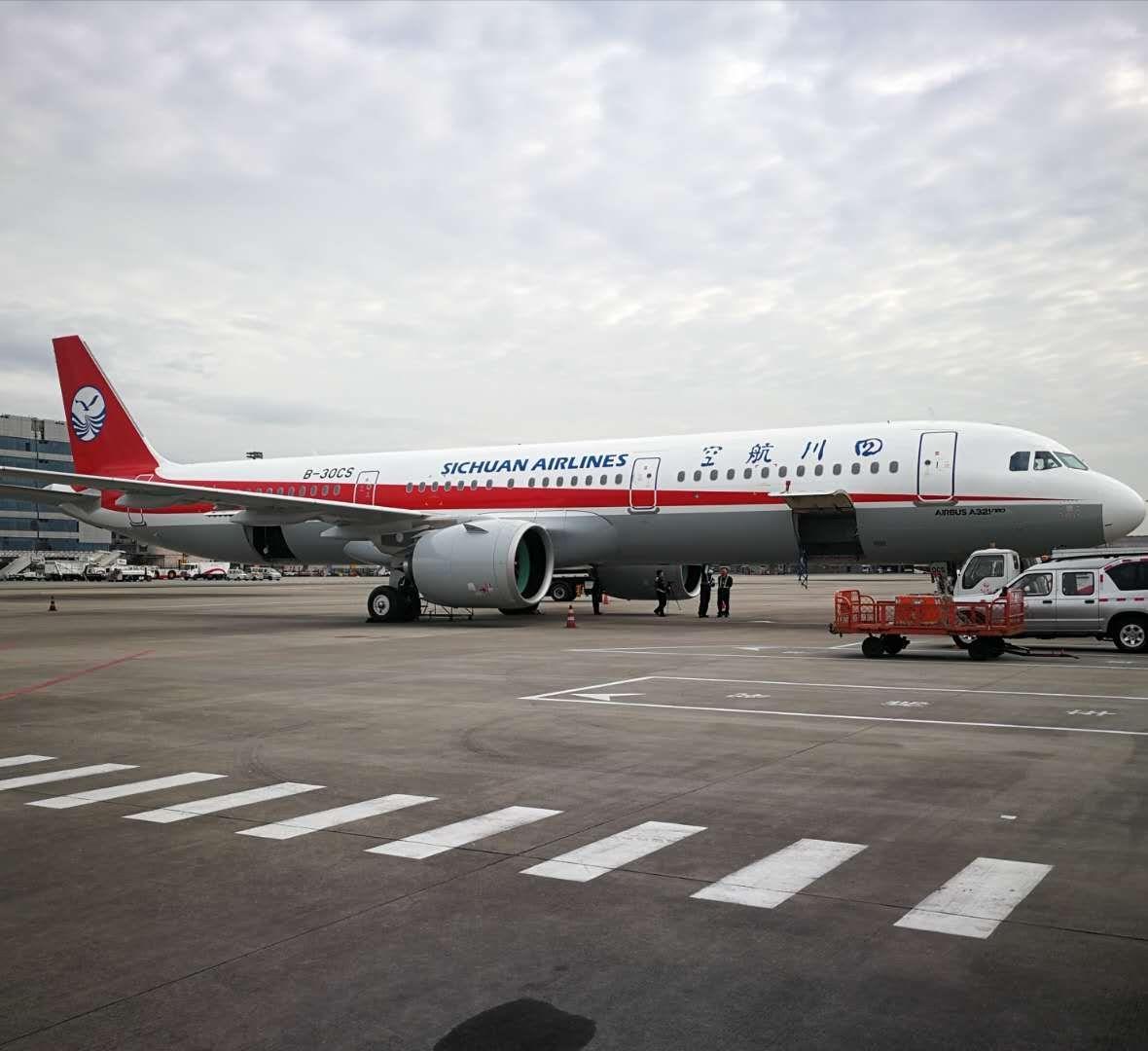 新机加盟 川航机队规模达166架