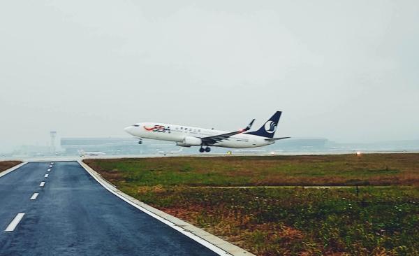 新跑道,新征程,山航助力贵阳机场再起飞
