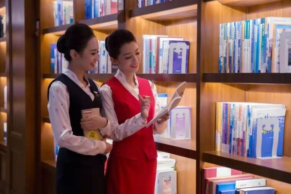 深航获2020年广东省书香企业称号