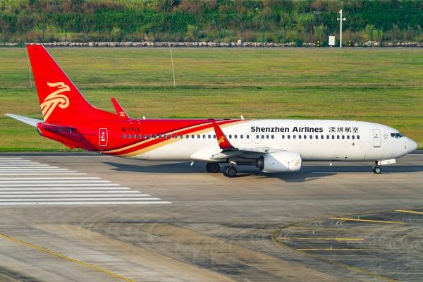 深航12月4日恢复深圳-曼谷国际航线  计划每周1班