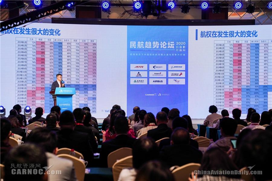 飞友科技首席执行官郑洪峰:航空货运火爆并非常态,疫情难改长期趋势