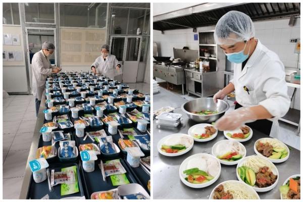 黄山机场航空配餐业务恢复至疫情前同期水平