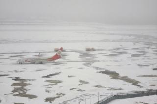 东北多地降雪 这些航班取消