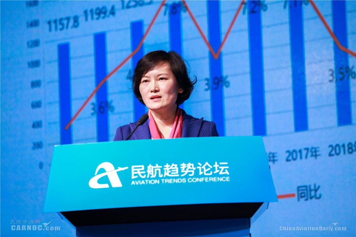 河南省机场集团有限公司副总经理康书霞