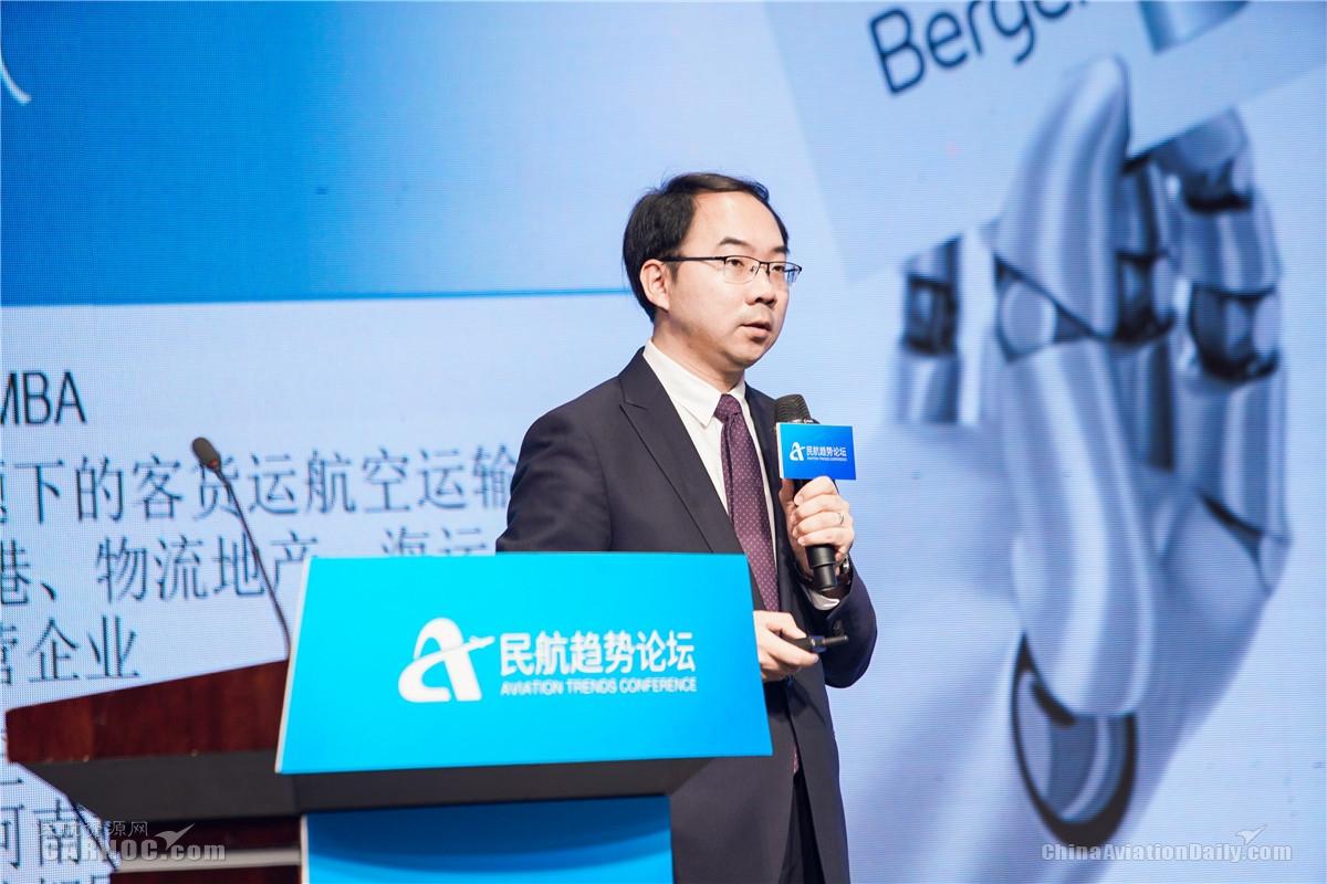 罗兰贝格管理咨询公司全球合伙人、中国区副总裁于占福