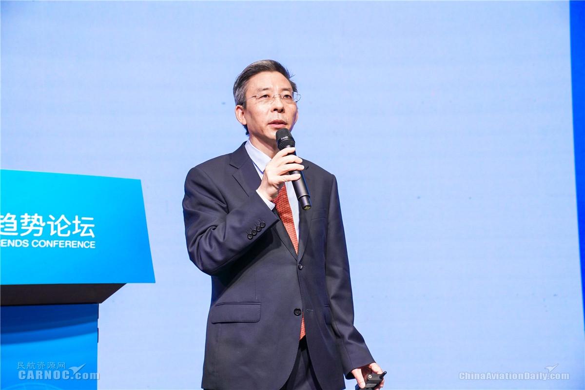 广东省机场管理集团有限公司副总经理朱前鸿