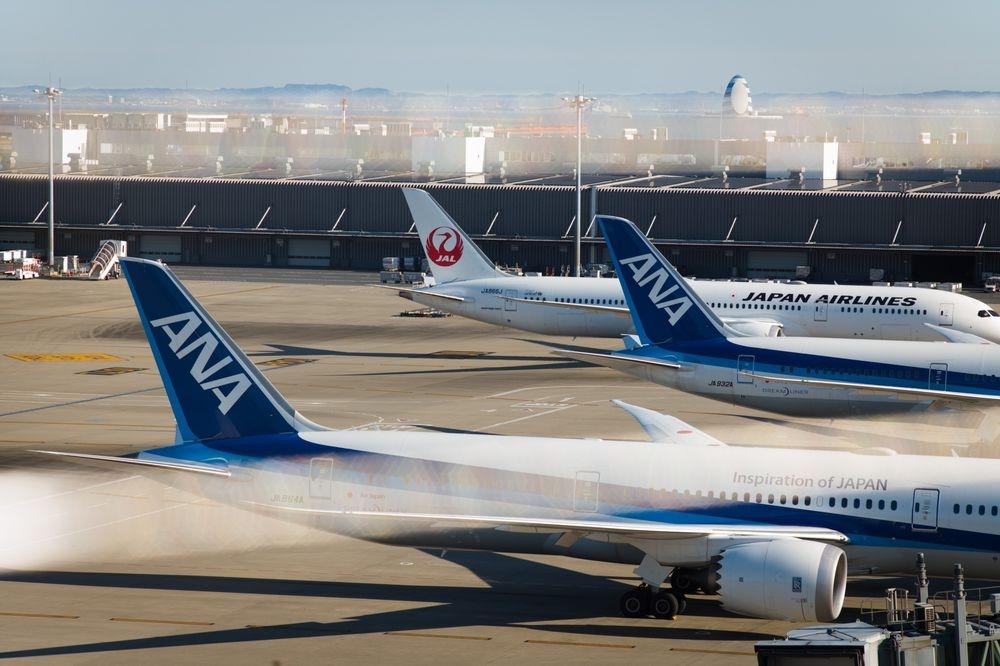日本首相顾问竹中平藏:建议合并全日空和日航