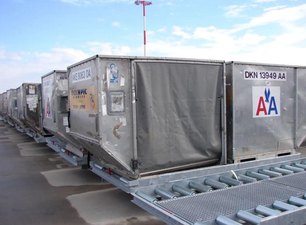 航空集装器