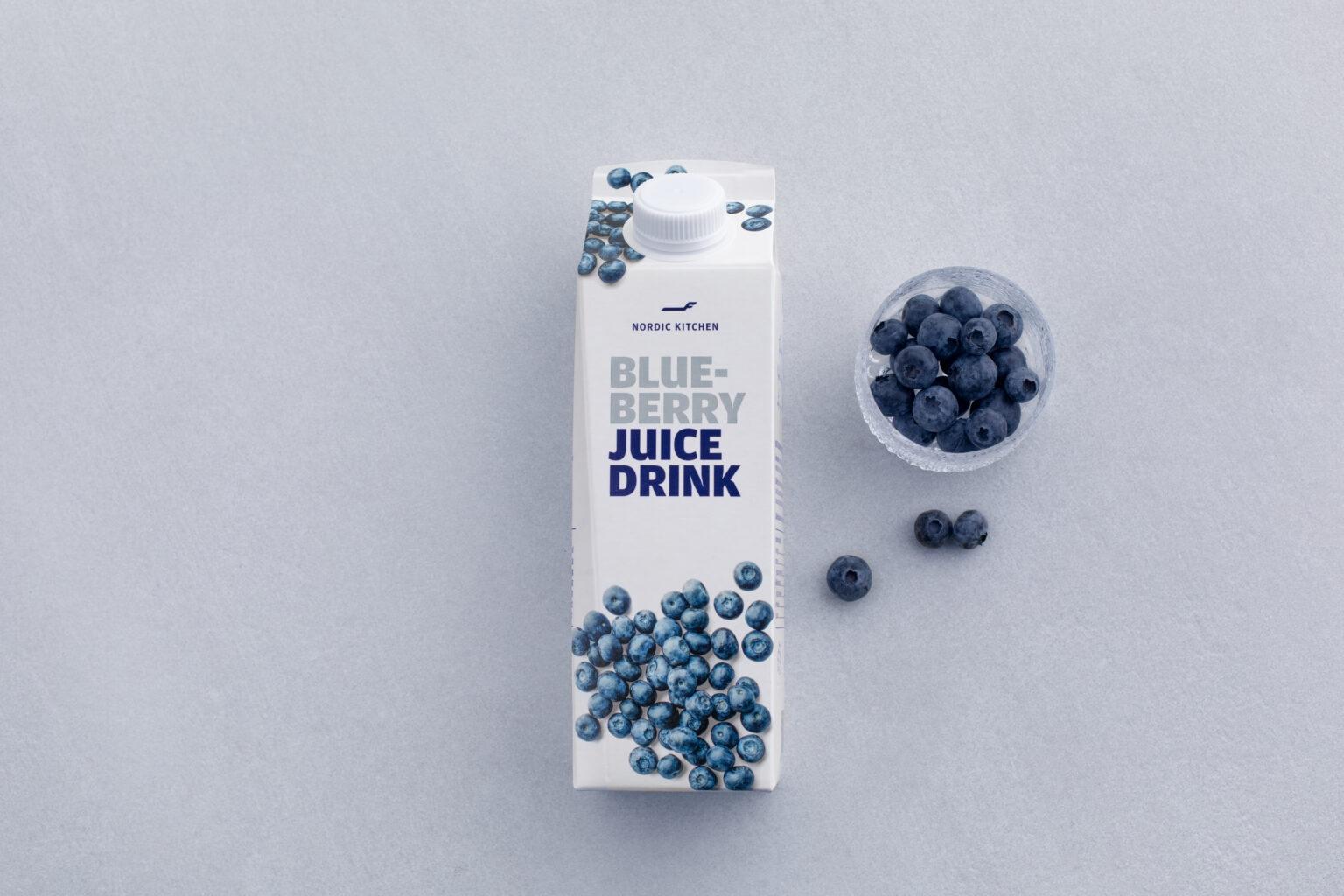 卖完鹿肉丸后 芬兰航空在超市售卖招牌蓝莓汁