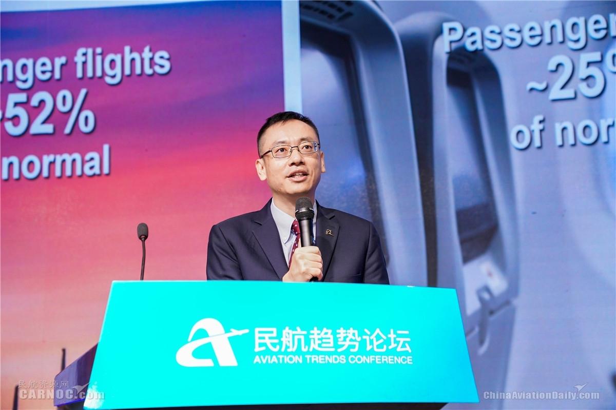 波音民机集团市场营销中国区域总监: 民航市场近况及未来市场展望