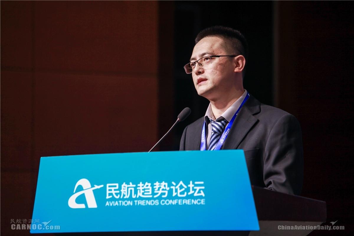 顺丰航空副总裁黄晖:中国航空货运发展与建议探讨