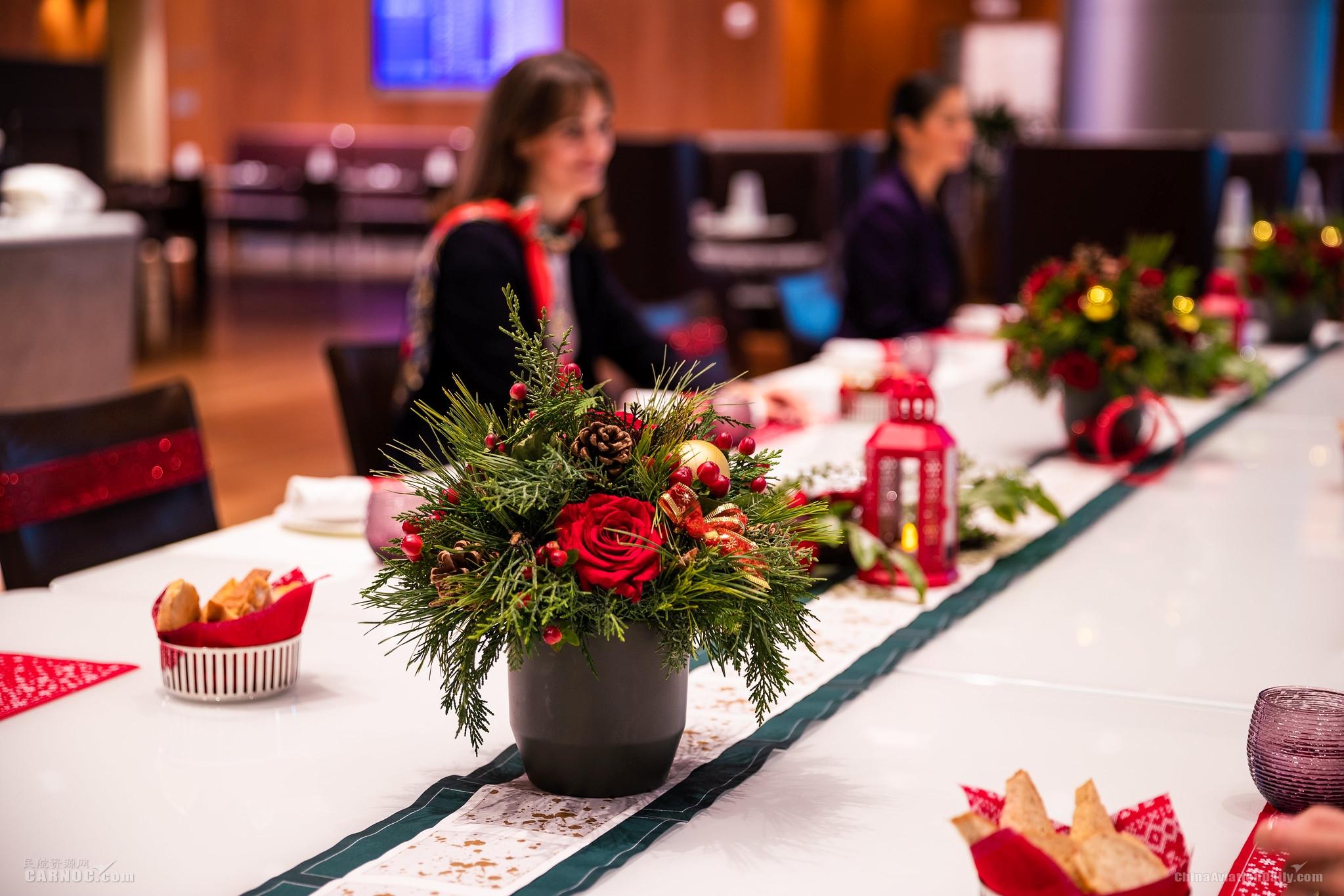 卡航推出圣诞限定礼遇 为乘客诚献节日惊喜和欢庆体验