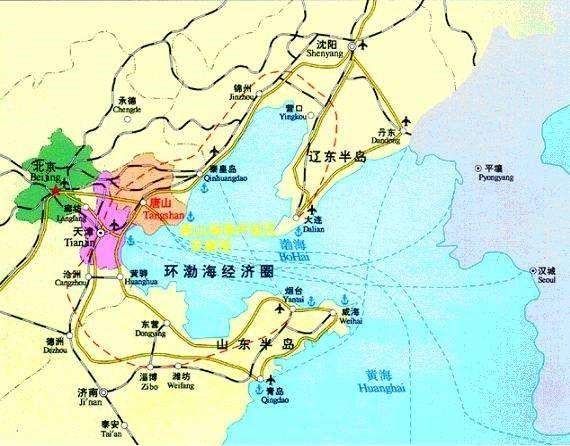 环渤海快线