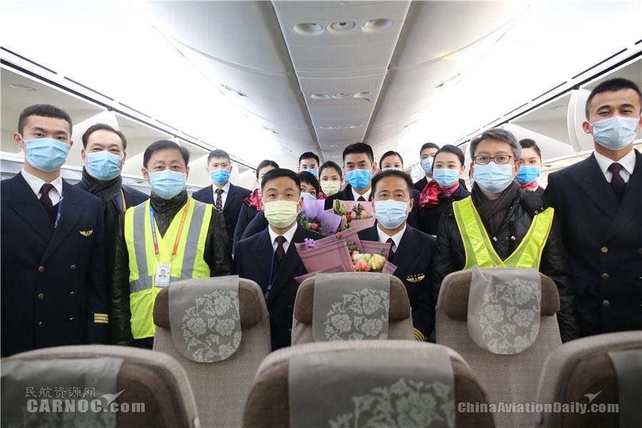 上航实现第35个运输飞行安全年