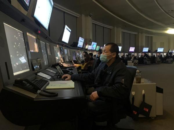 西安区域管制中心圆满完成年度安全保障任务