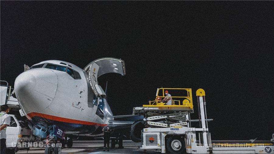 烟台机场2020年货邮吞吐量再创历史新高 增幅列全国千万级机场第四