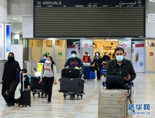 科威特恢复因疫情暂停的国际商业航班