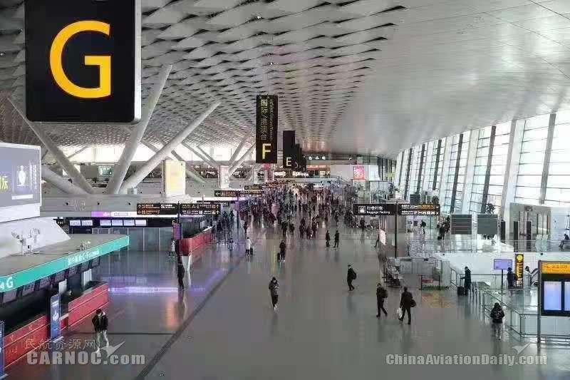 郑州机场2020年成绩单出炉  客货运全国排名双双跃升