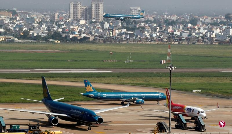 越南农历新年期间将限制航班入境