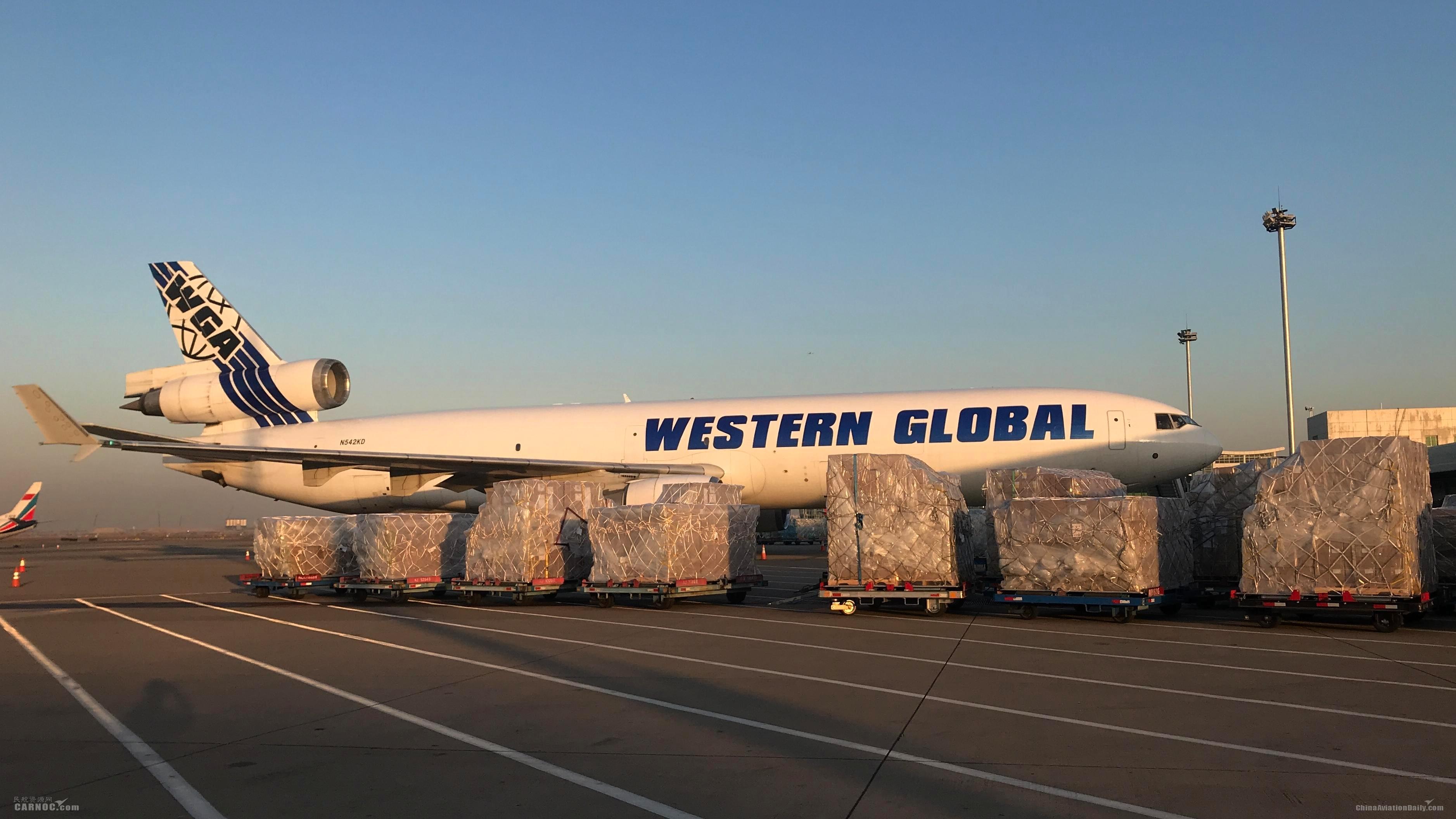 深圳空管积极保障新年首个国际货运航空公司进驻深圳