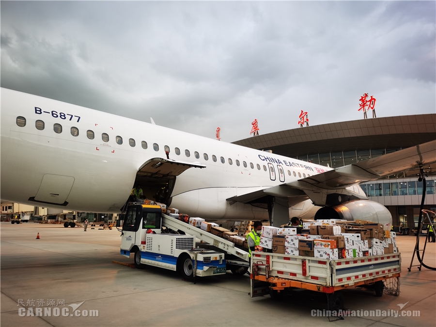 2020年库尔勒机场运送旅客141.72万人次