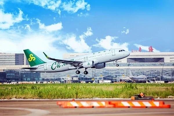春秋航空新航季国内航班较2019同期猛增七成