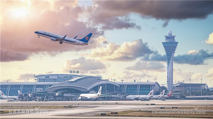 白云机场供图