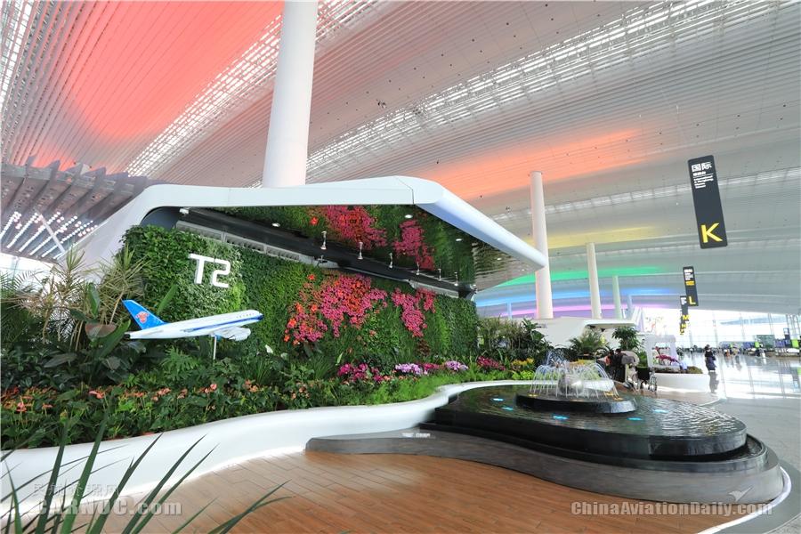 白云机场旅客吞吐量全球第一 为构建新发展格局贡献力量
