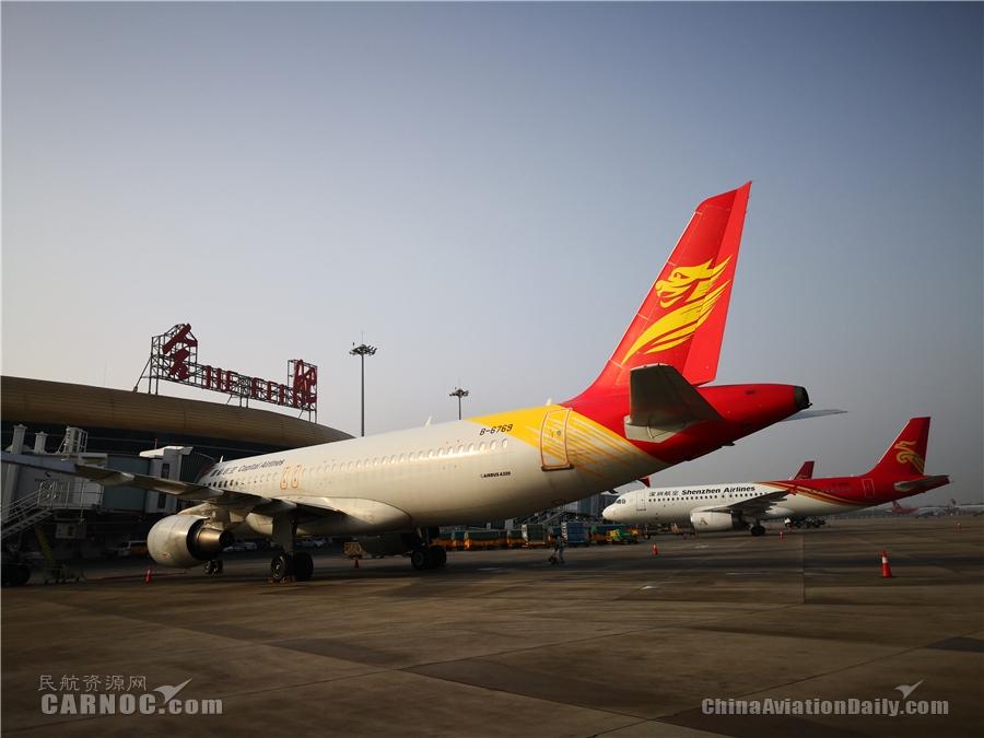 合肥新桥机场春运发送旅客有望超100万人次