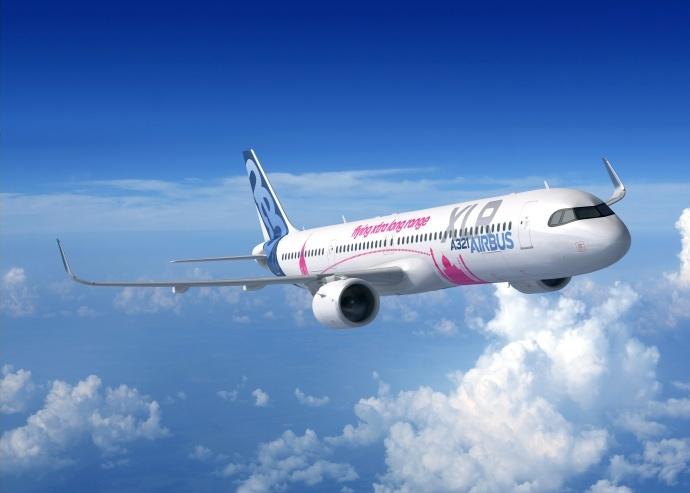 超远程型A321XLR最新制造进展:主要部件准备组装