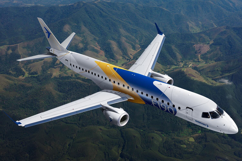 巴航工业计划启动E系列飞机客改货项目