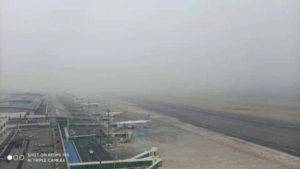 大连空管站顺利完成春节假期航班保障任务