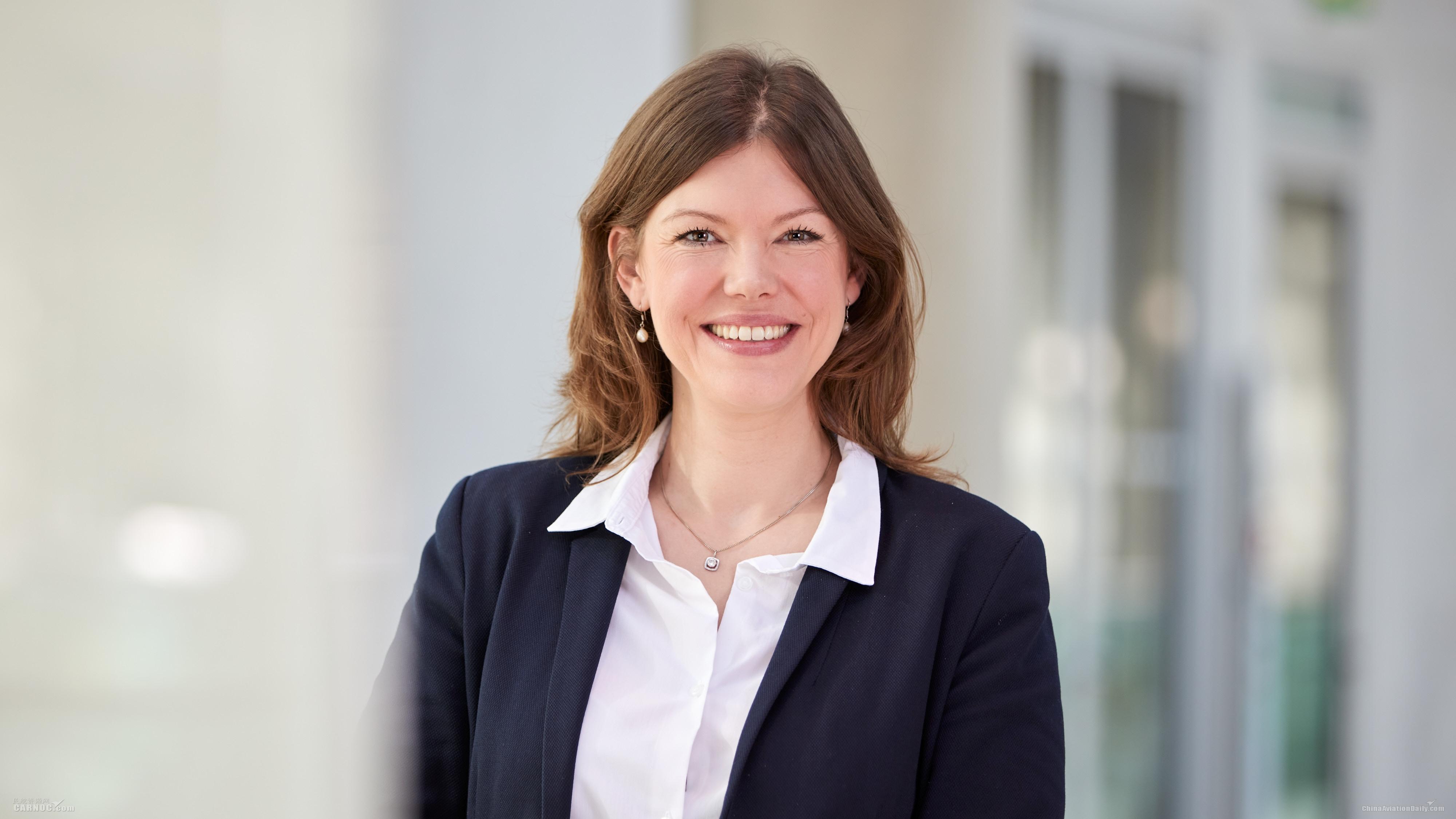 汉莎航空集团宣布Elise Becker为新任亚太区副总裁