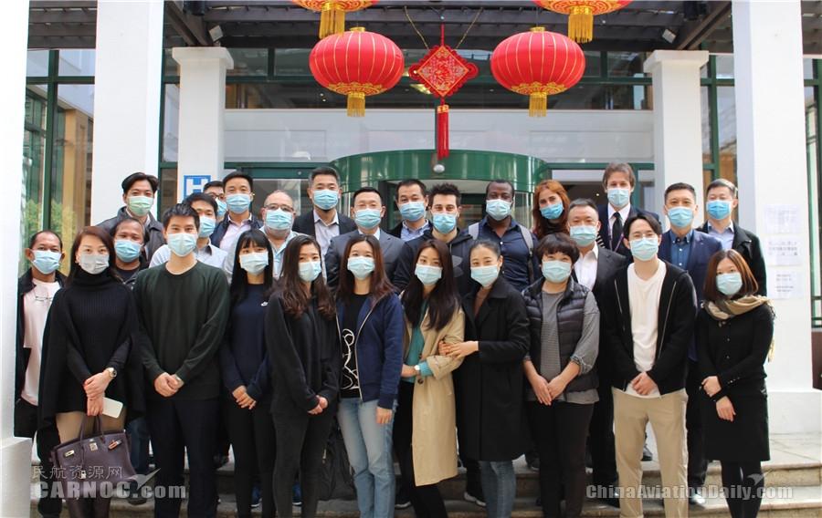 澳门航空东京航班机组顺利结束21天医学观察
