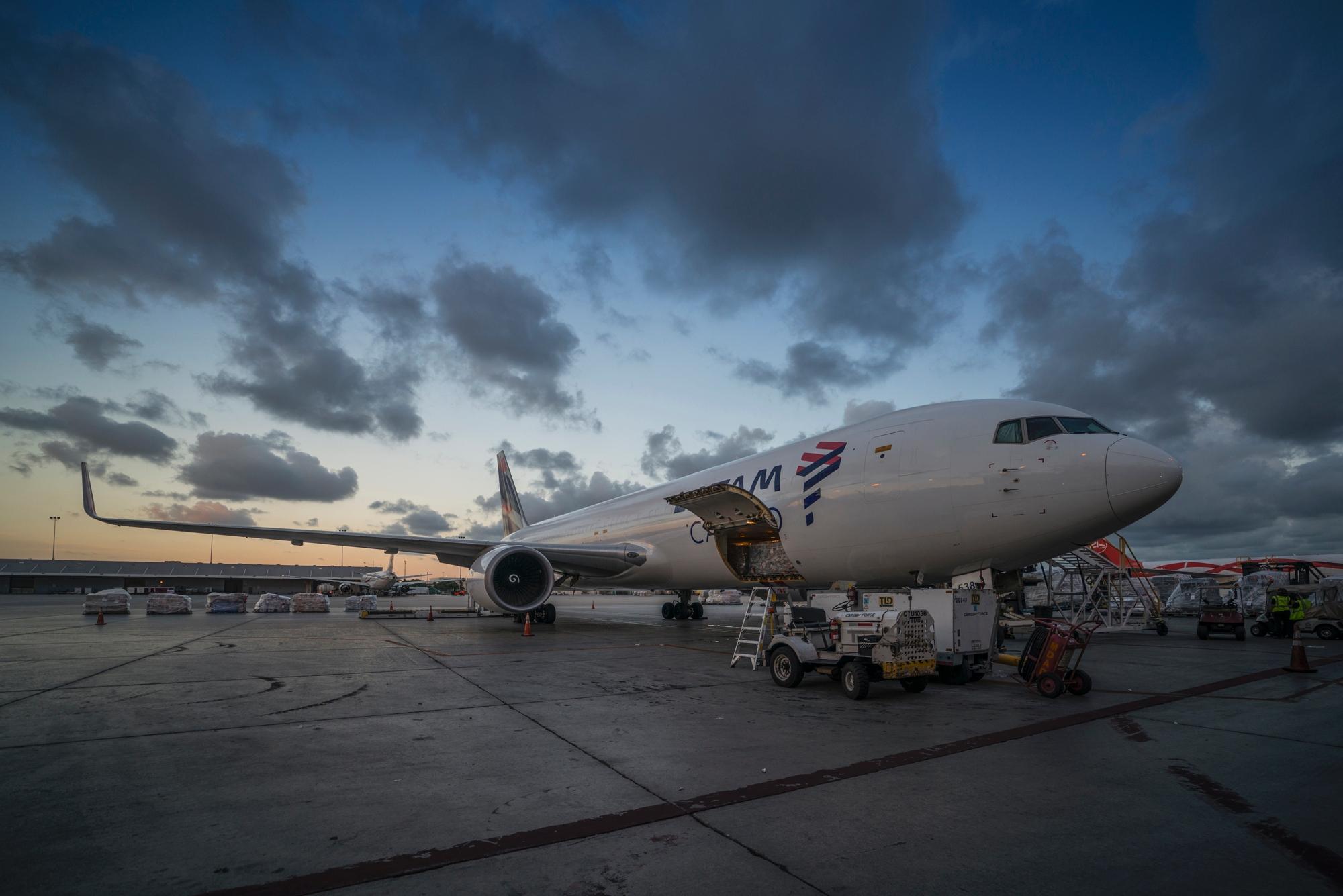 货运真香!LATAM拟客改货8架波音767-300ER