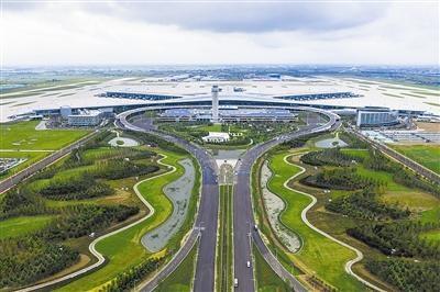 青岛新机场通过验收 离转场又近一步