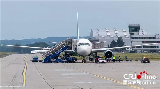 2020年运输量逆势增加70% 捷克机场成中欧货物往来新枢纽
