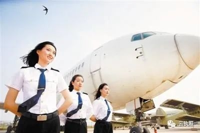 数据解析 | 我国到底有多少女飞行员?官方数据来啦!