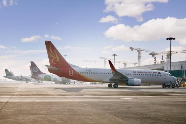 三峡机场2021年春运顺利收官