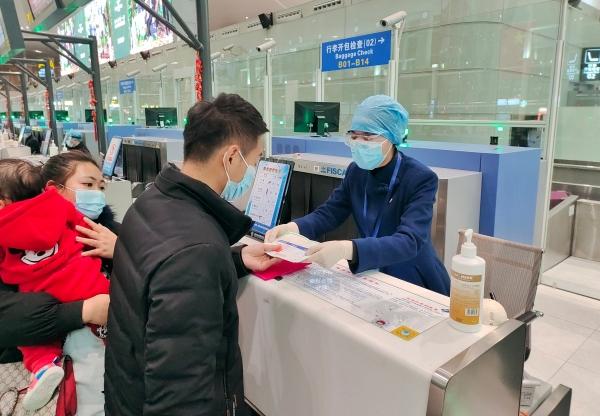 运送旅客82.7万人次,温州机场圆满完成2021年春运保障工作