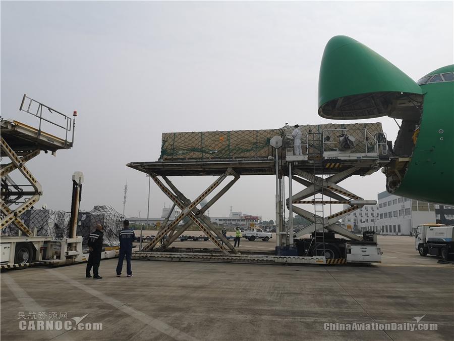 武汉天河机场跨境电商前三月总量突破去年全年水平