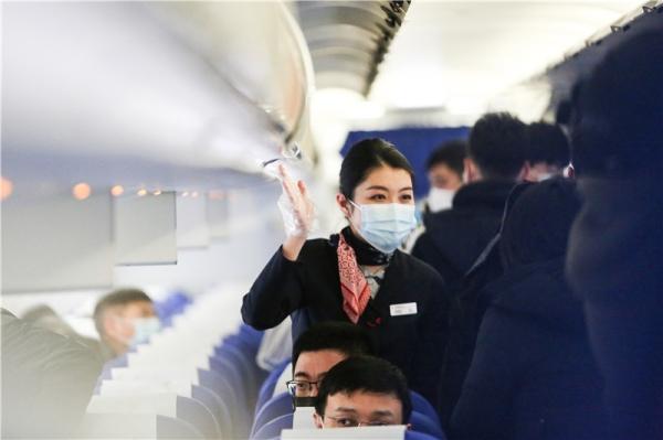 东航江西分公司2021年换季新增加密多条航线