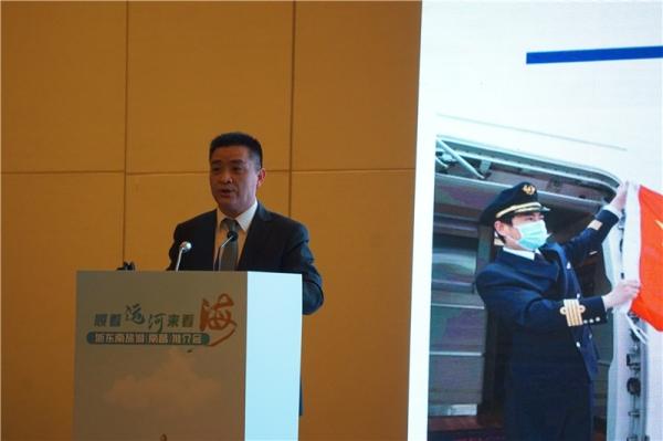 东航江西分公司携手浙东南旅游联合体在南昌举办产品推介会
