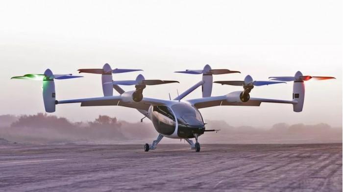 空中出租车公司Joby Aviation首段飞行视频曝光:噪音极低