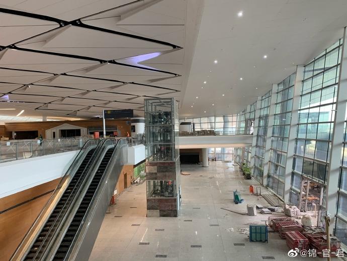 天府机场最新图片